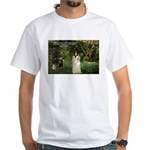 Berthe Morisot Art Quote White T-Shirt