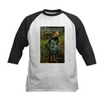 Pissarro Art of Impressions Kids Baseball Jersey