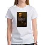 Renbrandt Self Portrait & Quote Women's T-Shirt