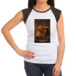 Art & Atmosphere Rembrandt Women's Cap Sleeve T-Sh