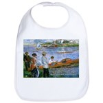 Renoir Painting: Art & Beauty Bib