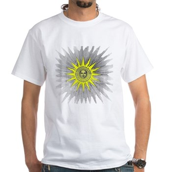 Image of the Sun White T-Shirt
