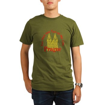 History Gift Guide - History Clothing - Prague - Tyn Men's T-Shirt