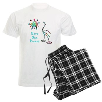 Save Our Planet Comfy Pants and Tee Set