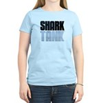 Shark Tank Stack Logo Women's Light T-Shirt
