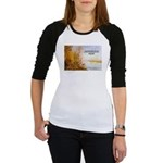 Alfred Sisley Nature Quote Jr. Raglan