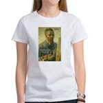 Vincent Van Gogh Quote Women's T-Shirt