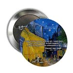 "Vincent Van Gogh Color Art 2.25"" Button (10 pack)"