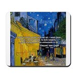 Vincent Van Gogh Color Art Mousepad