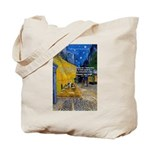Vincent Van Gogh Color Art Tote Bag