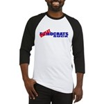 Defeatocrats Suck! Baseball Jersey