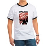 Russian Empire Freedom Loads - War Posters - History Clothing & Gifts - Men's Ringer T