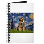 Starry Night / Border Terrier Journal