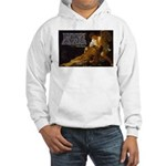 Religious Art & Beauty Hooded Sweatshirt