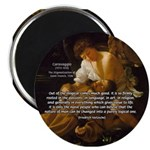 "Religious Art & Beauty 2.25"" Magnet (10 pack)"