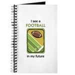 I See a Football in my Future Journal