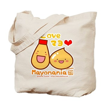 Mayo love Tote Bag
