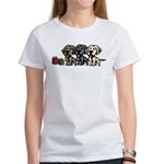 Labrador Christmas Women's T-Shirt