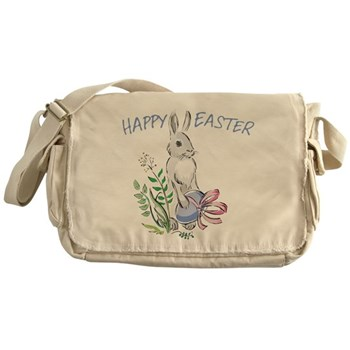 easter messenger bag