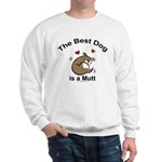 Best Mutt Dog Sweatshirt