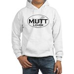 MUTT LOVER Hooded Sweatshirt