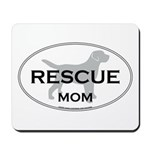 Rescue MOM Mousepad