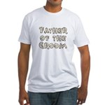 Country Father of the Groom Fitted T-Shirt