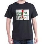 Spanish 21 Black T-Shirt