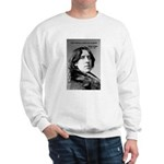 Playwright Oscar Wilde Sweatshirt