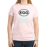 Egg European Oval Women's Light T-Shirt