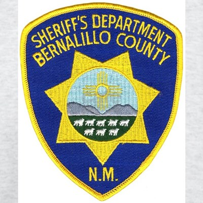 Bernalillo County New Mexico Sheriff