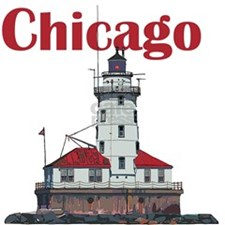 The Chicago Harbor Lighthouse Shirt