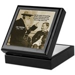 Leo Tolstoy: God Quotes Keepsake Box