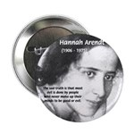 "Philosopher: Hannah Arendt 2.25"" Button (100 pack)"
