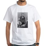 Lincoln with Sojourner Truth White T-Shirt