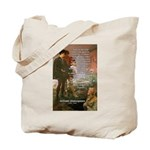 Hamlet Famous Soliloquy Tote Bag