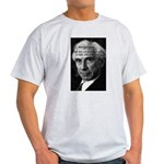 Bertrand Russell Ash Grey T-Shirt