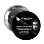 Motivation Richard Nixon Button