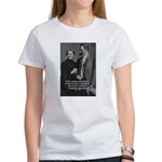 Nietzsche Love Madness Reason Women's T-Shirt
