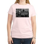 USSR Foundation Lenin Women's Pink T-Shirt