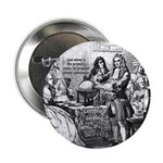 "God Unity of All: Leibniz 2.25"" Button (100 pack)"
