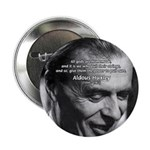 "Mysticism Aldous Huxley 2.25"" Button (100 pack)"