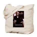 Imagination Thomas Edison Tote Bag