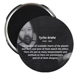 """Astronomy Tycho Brahe 2.25"""" Magnet (100 pack)"""