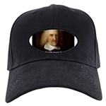 Thomas Hobbes Truth Black Cap