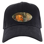 Cezanne Emotion Artistic Quote Black Cap