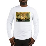 French Painter Manet Quote Long Sleeve T-Shirt