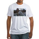 Renoir The Louvre & Nature Fitted T-Shirt