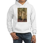 Aesop Quote Psyche Painting Hooded Sweatshirt